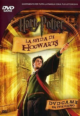 Harry Potter - La sfida di Hogwarts (DVD game)