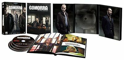 Gomorra - La Serie Stagione 2 (Photobook) (4 DVD)