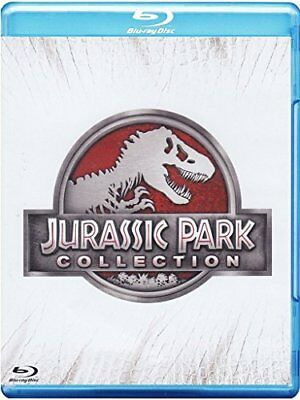 Jurassic Park Collection (4 Blu-Ray)