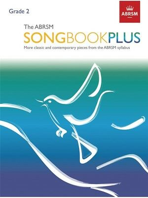 ABRSM Songbook Plus Grade 2 Learn to Play VOCALS CHORAL SINGERS VOICE MUSIC BOOK