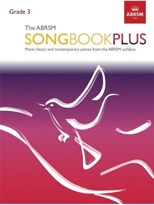 ABRSM Songbook Plus Grade 3 Learn to Play VOCALS CHORAL SINGERS VOICE MUSIC BOOK