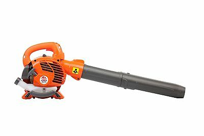 26cc Petrol Backpack Leaf Blower, Extremely Powerful - Mulcher Functions inc Vac
