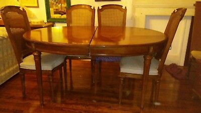 Beautiful Hendredon Dining Room Set---Table/Chairs~China Cabinet