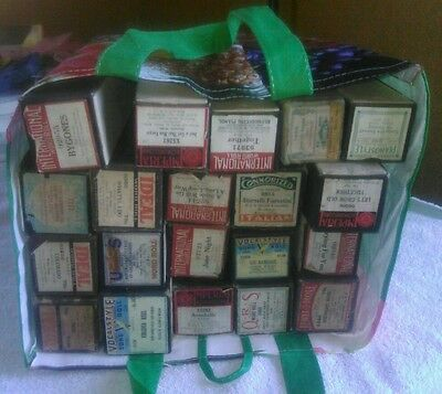 Lot Of 20 Vintage Player Piano Rolls Antique Nice Estate Music Clean 1920s Era