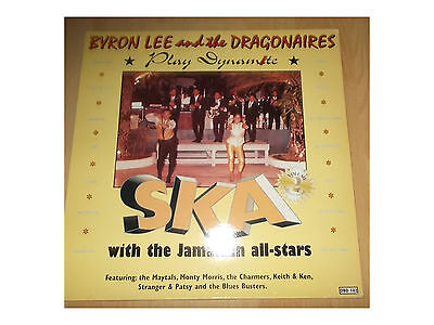 Byron Lee And The Dragonaires - Play Dynamite Ska With ... Vol. 2  - LP FOC