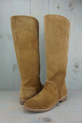 d02bfd78f6a UGG DALEY BLACK Suede Tall Riding Boots Womens Us 5.5 Nib - $79.00 ...