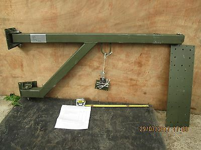 180 Kg - SWINGING ARM - WITH SLIDING LOOP - IDEAL FOR VAN / PICK UP TRUCK ECT