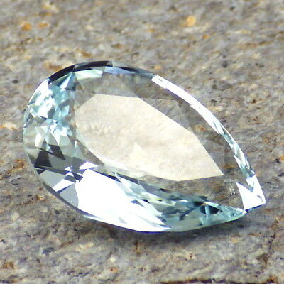 UNTREATED BLUE TOPAZ-NAMIBIA 12.07Ct CLARITY SI2-LIGHT PASTEL BLUE-FOR JEWELRY!