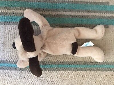 Wallace and Gromit beanbag beanie baby Gromit 9""