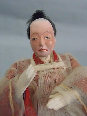 ANTIQUE PEASANT JAPANESE MAN EARLY 1900's #32
