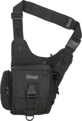 Maxpedition Fatboy Versipack Black More than a durable, ergonomic shoulder sling