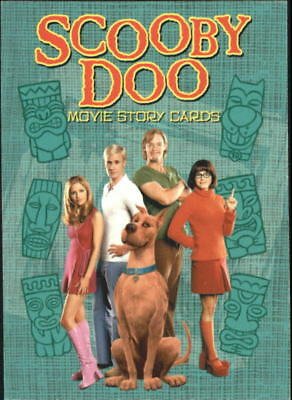 2002 Scooby Doo The Movie Non Sport - Choose Your Cards