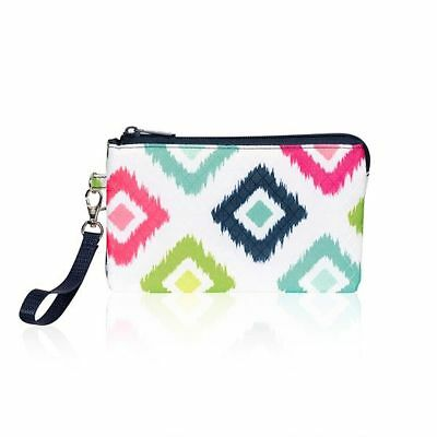 NIP Thirty One Gifts 31 easy going wristlet in candy corners