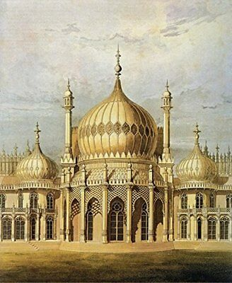 The Imaginary Orient: Exotic Buildings of the 18th and 19th Centuries in Europe