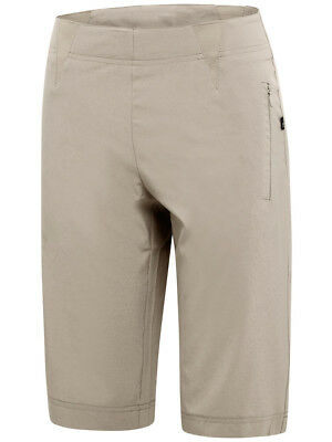 Birdee Golf Ladies Slide On Short - Taupe