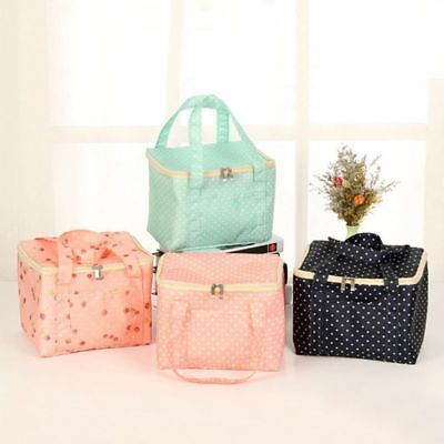 Waterproof Thermal Cooler Insulated Lunch Box Bag Storage Picnic Bag Pouch HOT