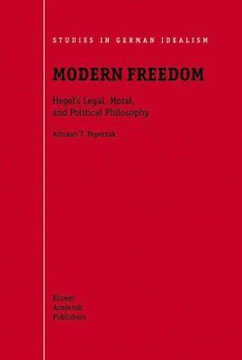 Modern Freedom: Hegel's Legal, Moral, and Political Philosophy (A. Peperzak) | S