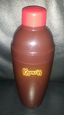 Rare Collectable Kahlua Drink Mixer Cocktail Shaker In Good Used Condition