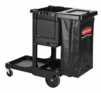 Rubbermaid Commercial Executive Series Housekeeping Cart