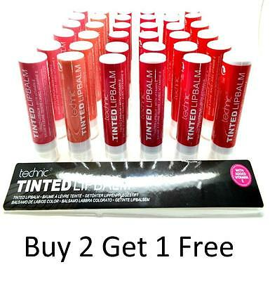 Technic Tinted Lip Balm With Added Vitamin E Make Up