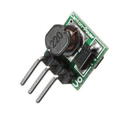 1Stks DC-DC 0.8-3.3V to 3.3V Boost Step up Power Module Voltage Converter Mini