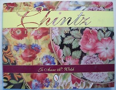 Chintz Pottery Price Guide Collector's Book