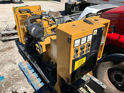 30 Kw Cat Olympian Genrator Natural Gas, Propane, Or Fuel ; Excellent Condition