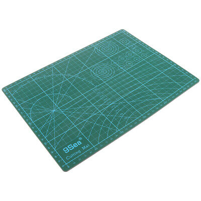 MagiDeal A4 Non Slip Craft Quilting Printed Grid Lines Board Cutting Mat