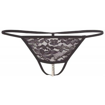 String mit Kette perizoma string tanga donna sexy culotte intimo fetisch
