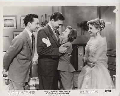 "Scene from ""Rich, Young and Pretty"" Vintage Movie Still"