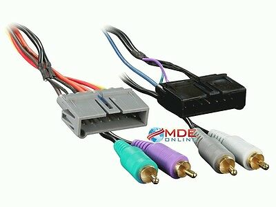 Metra 70 1818 CHRYSLER AMP INTEGRATION HARNESS WIRES metra 70 7003 mitsubishi amp integration harness $30 29 picclick metra 70-7003 radio wiring harness for mitsubishi amp integr at gsmportal.co