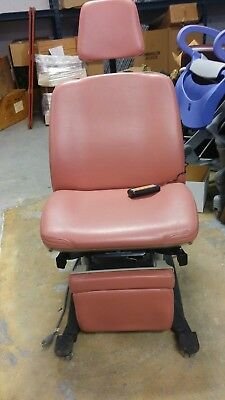 Midmark  75L Power Procedure Chair With Hand Control .