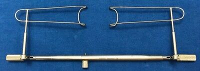 Katena Schott Eye Speculum with Rotatable Blades - Reference: K1-5955