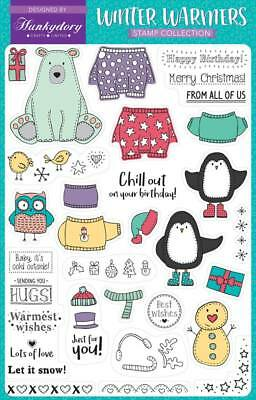 Creative Stamping Magazine Issue 50 with 'Winter Warmers' Stamp Set