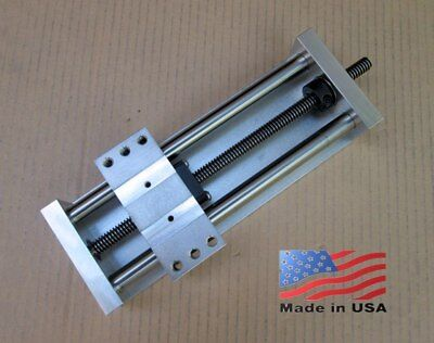 "Z Axis 4.75"" ++ Fast-Travel ++ ANTI-BACKLASH ++ Linear Slide CNC Laser Actuator"