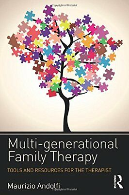 Multi-generational Family Therapy: Tools and resources for the therapist (Mauriz