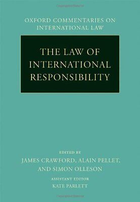 The Law of International Responsibility (Dr Kate Parlett) | OUP Oxford