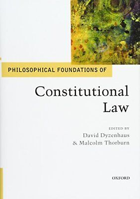 Philosophical Foundations of Constitutional Law | OUP Oxford