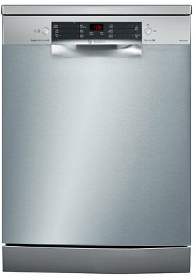 Bosch - Series | 6 - 60cm Freestanding Dishwasher - SMS66MI02A WELS 5 Star