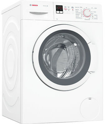 New Bosch - Series 4 - 7kg Front Load Washing Machine - WAK24161AU