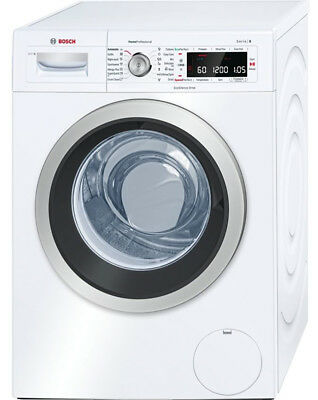 New Bosch - Series 8 - WAW32640AU - 8.5kg Front Load Washing Machine