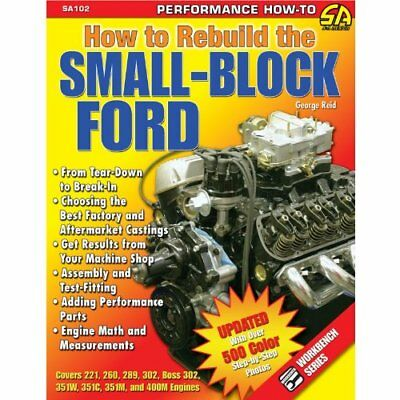 S-A Design Books 102 How To Rebuild The Small