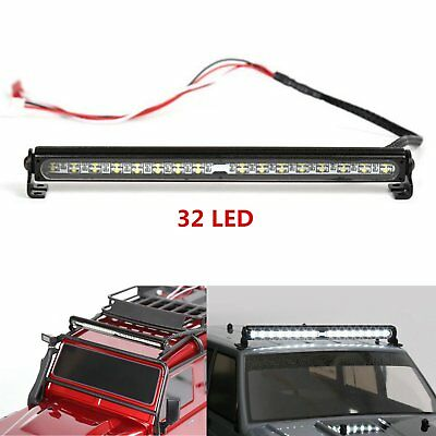 Crawler 1:10 Scale RC Car Roof Lamp Top Light 32 LED for 1/10 TRAXXAS TRX4 Trx-4
