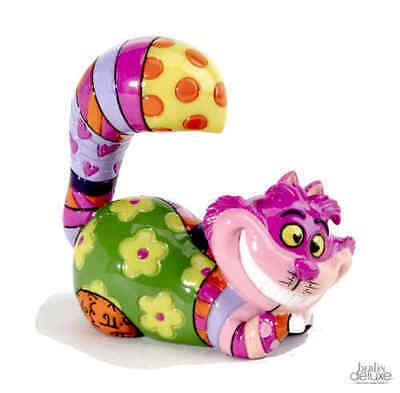 DISNEY by BRITTO Cheshire Cat NEU/OVP Grinsekatze Mini Figur Alice im Wunderland