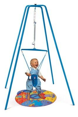 Jolly Jumper with Stand and Deluxe Mat