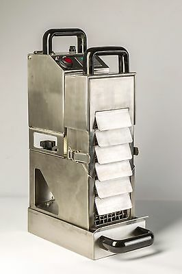 Oil Filtration System Deep Fryer with Filter -   Eco-60 Cooking oil Restaurant