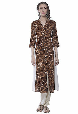 Indian Bollywood Designer Women Ethnic Printed Ethnic TopTunic New Stylish Kurti