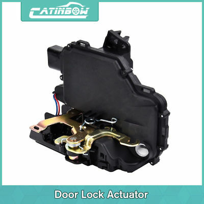 Door Lock Actuator Latch Front Left Driver Side For VW Golf Jetta Beetle Passat#