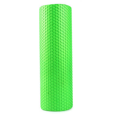 EVA Yoga Fitness Foam Roller Physio Blocks Exercise Massage Gym Cure Trigger AZ
