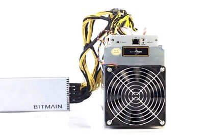 Antminer L3+, 504MH/s WITH PSU!!!  December Shipment. Generate Passive income!!